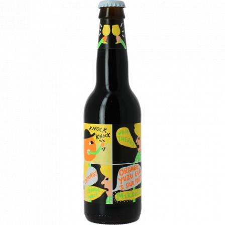 Mikkeller Orange Yuzu Glad I Said Porter