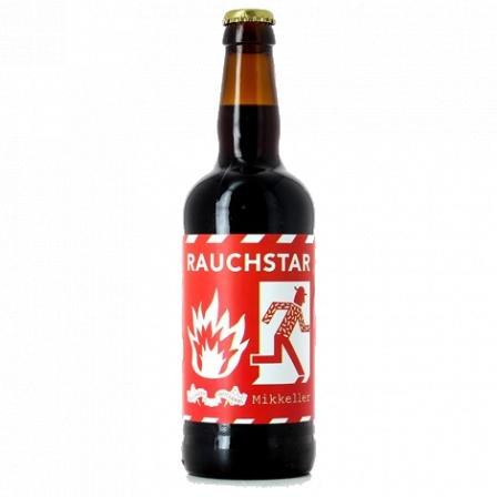 Mikkeller Rauchstar (With Stillwater) 50cl