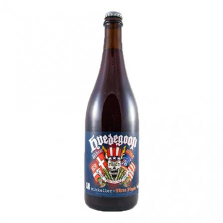 Mikkeller Three Floyds Hvedegoop 75cl