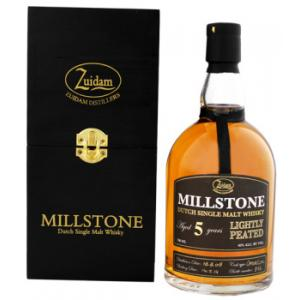 Millstone Lightly Peated 5 Years