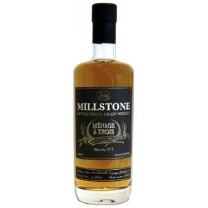 Millstone Three Grain Whisky Menage a Trois