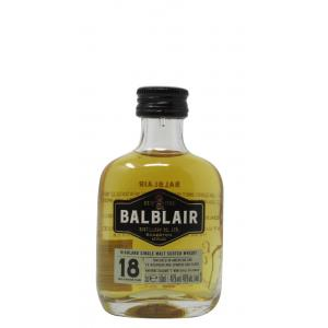 Mini Balblair 18 Year old