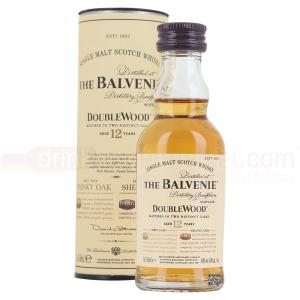 Mini Balvenie 12 Years Double Wood