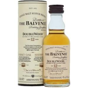 Mini Balvenie Doublewood 12 Year Old