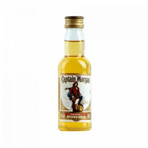 Mini Captain Morgan Spiced Gold
