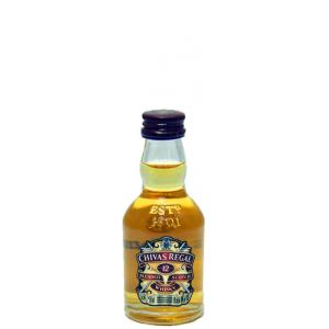 Mini Chivas Regal 12 Years 50ml