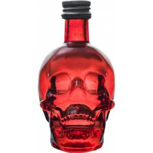 Mini Crystal Head Vodka Red