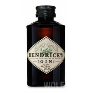 Mini Gin Hendrick's 50ml