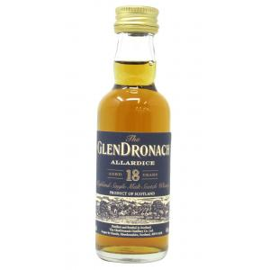 Mini Glendronach Allardice 18 Year old