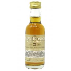 Mini Glendronach Parliament 21 Year old