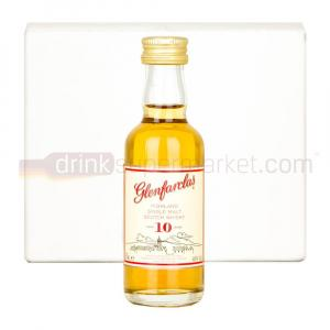 Mini Glenfarclas 10 Years