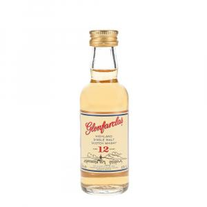 Mini Glenfarclas 12 Year old Malt