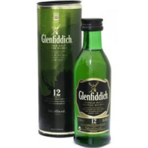 Mini Glenfiddich 12 Year Old