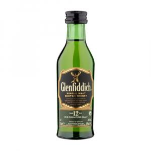 Mini Glenfiddich 12 Years