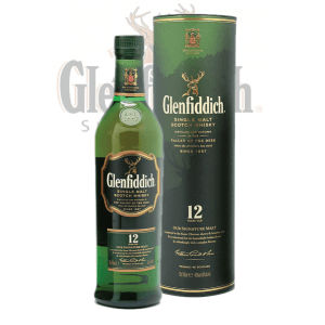 Mini Glenfiddich 12 Years 50ml