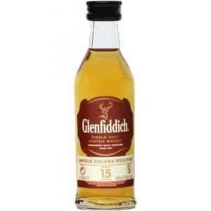 Mini Glenfiddich 15 Year Old