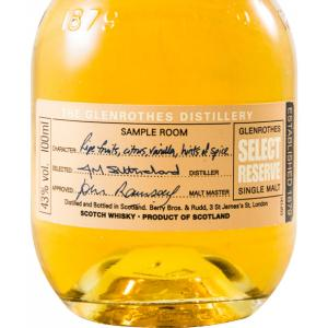 Mini Glenrothes Select Reserve