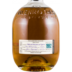 Mini Glenrothes Vintage C/ 1992