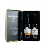 Mini Graham's Ports Gift Tin 2x