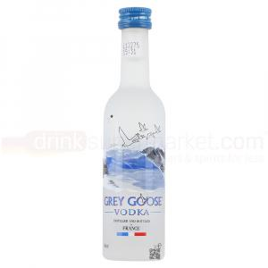Mini Grey Goose Vodka