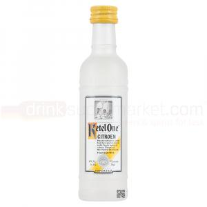 Mini Ketel One Citron Lemon Vodka