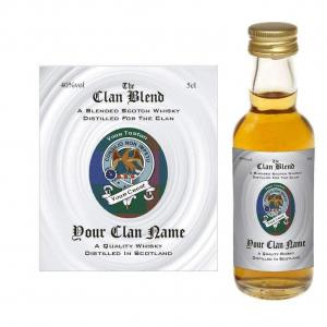 Mini Macdonald Scottish Clan Blended In Gift Caja