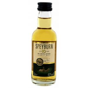 Mini Speyburn 10 Years Malt Whisky 50ml
