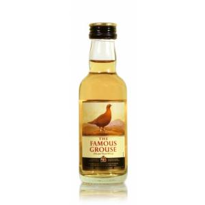 Mini The Famous Grouse 50ml