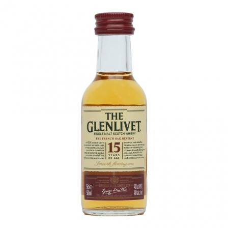 Mini The Glenlivet 15 Years 50ml