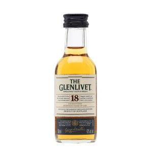 Mini The Glenlivet 18 Years 50ml