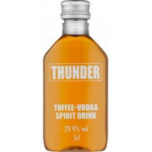 Mini Thunder Toffee Vodka