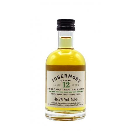 Mini Tobermory 12 Year old
