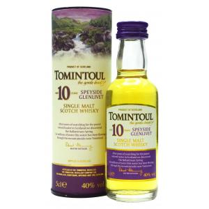 Mini Tomintoul Speyside 10 Year old