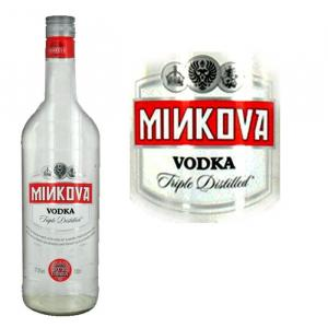 Minkova Vodka