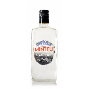 Minttu Black Mint 50cl