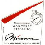 2000 Mirassou Family Selection Monterey Riesling