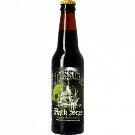 Mission Dark Seas Imperial Stout 355ml