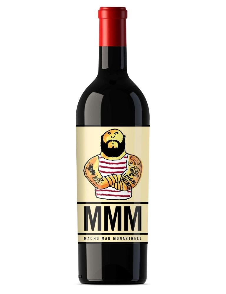 kaufen sie mmm macho man monastrell magnum 2013 in finland. Black Bedroom Furniture Sets. Home Design Ideas