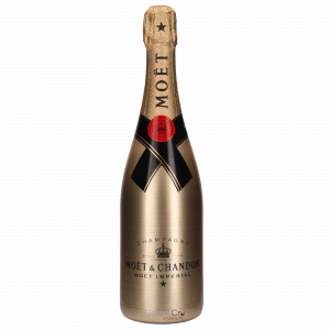 Moët & Chandon Brut End Of The Year Edition Golden Botella 2020