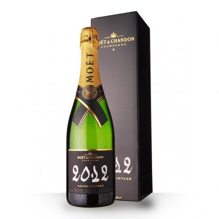 Moët & Chandon Grand Vintage Extra Brut Etui 2012