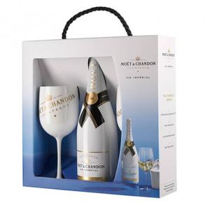 Moët & Chandon Ice Impérial 2 Glass Gift Pack