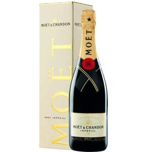 Moet & Chandon Imperial Brut 75cl Gift Boxed