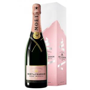 Moët & Chandon Rosé Impérial with Case