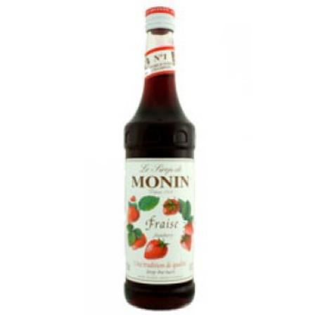 Monin Fraise (Strawberry)