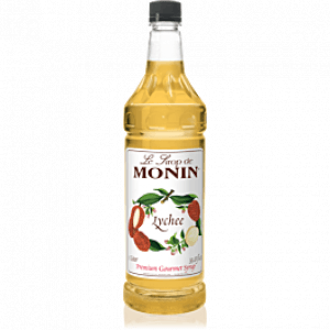 Monin Litchis