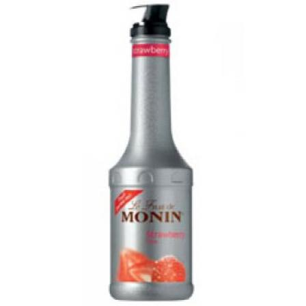 Monin Puré Strawberry