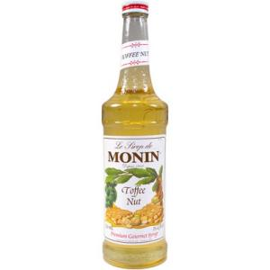 Monin Toffee nut