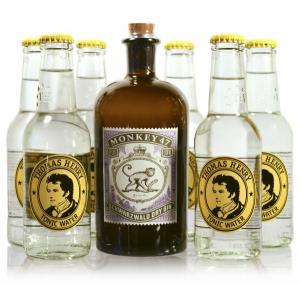 Monkey's Gin & Tonic Pack 50cl