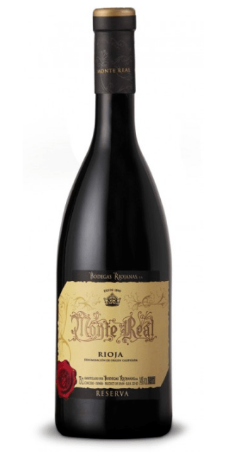 Buy 2011 Monte Real Reserva Price And Reviews At Drinks Co