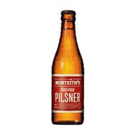 Monteith\'s Bohemian Pilsner